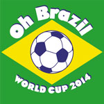 Oh Brazil - World Cup 2014