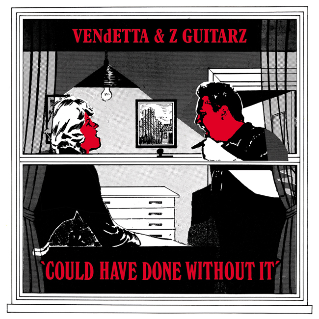 VENDETTA AND ZGUITARZ COULD HAVE DONE WITHOUT IT