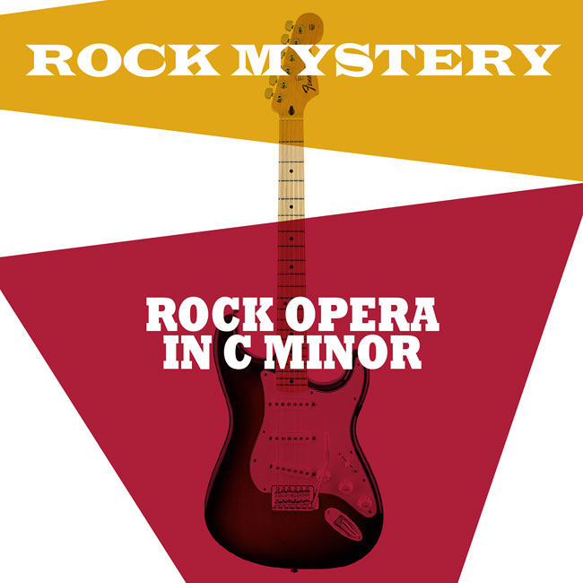 Rock Mystery - Rock Opera in C Minor